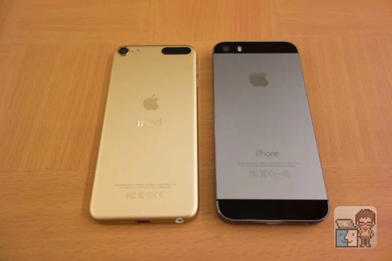 Unboxing ipod touch 6th generation benchmark8