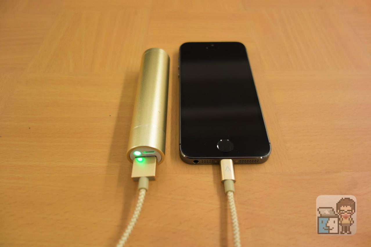 Anker powercore plus mini gold2