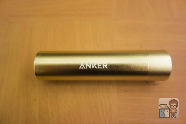 【レビュー】スティック型の超コンパクトなモバイルバッテリー「Anker PowerCore+ mini」