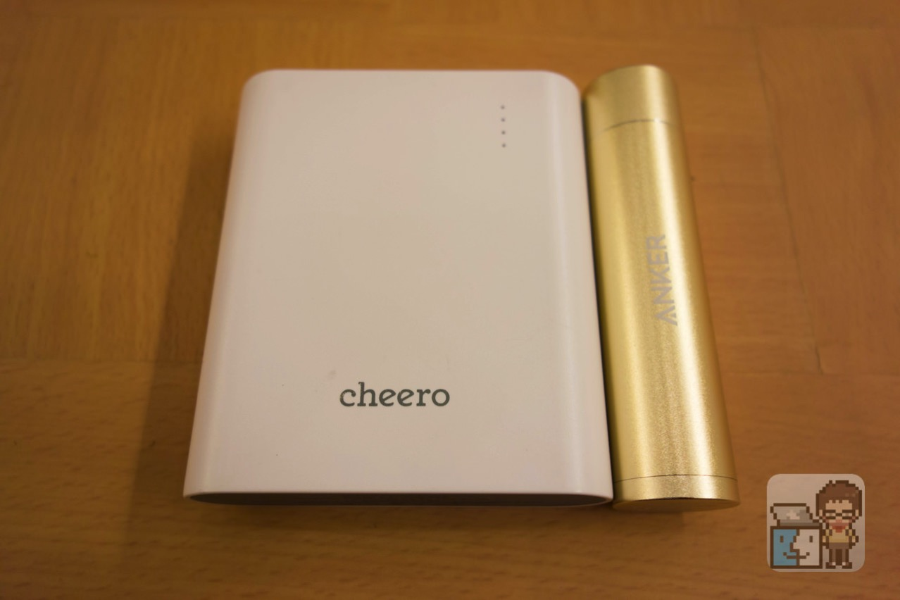 Anker powercore plus mini gold7