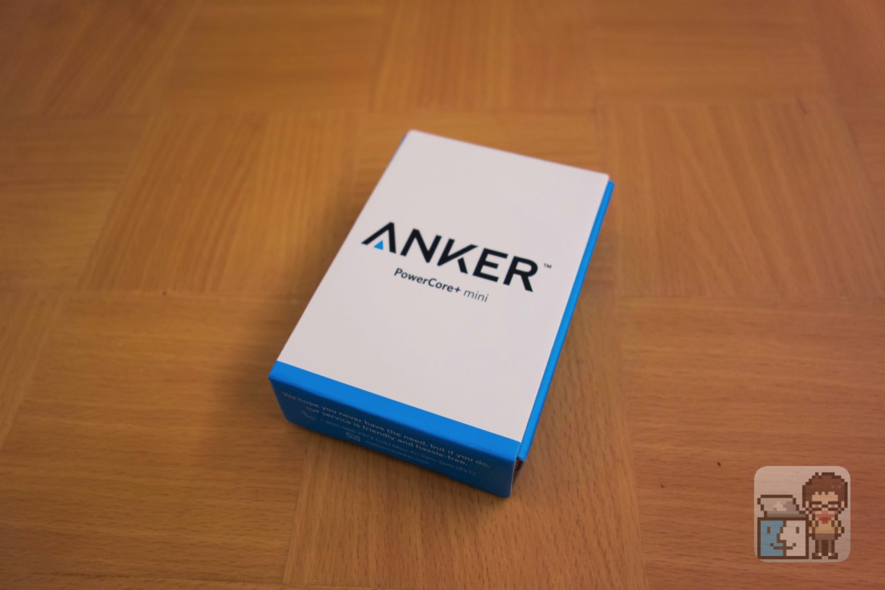 Anker powercore plus mini gold9