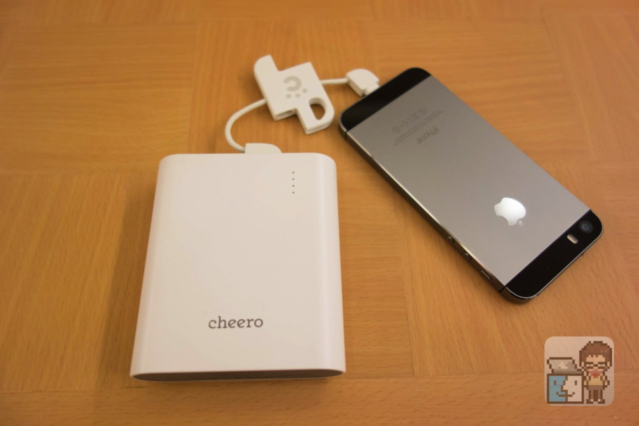 Cheero plate cable with lightning1