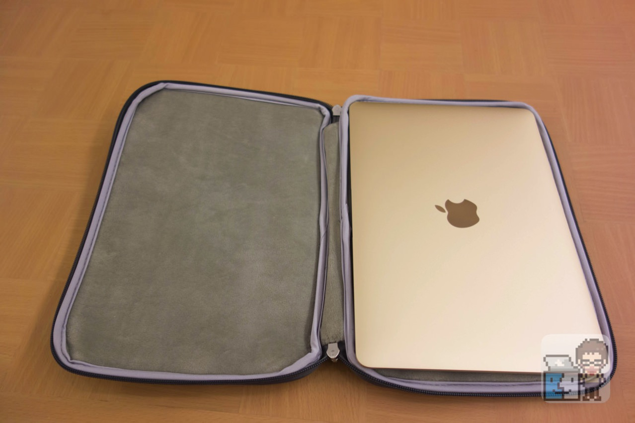 Inateck 12 inch inner case new macbook1