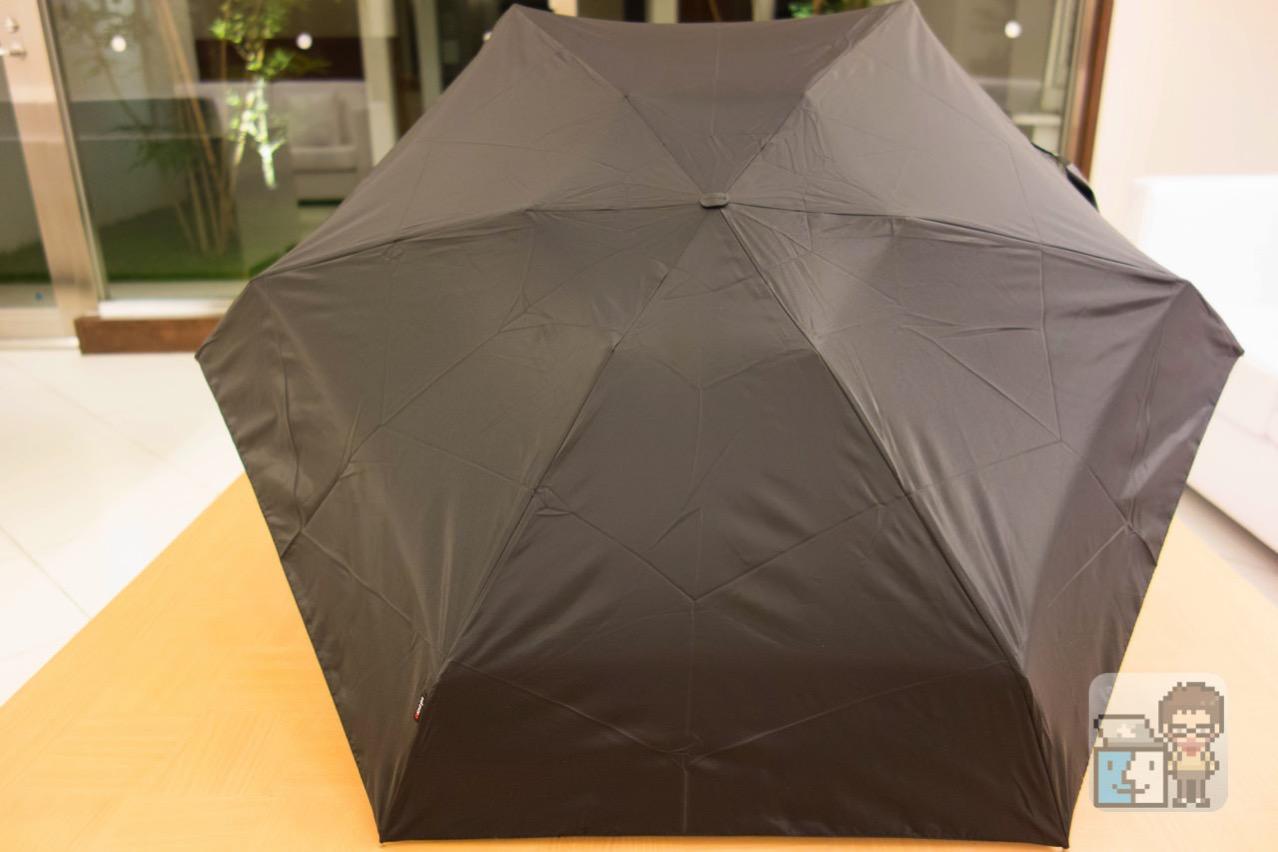 Knirps travel folding umbrella5