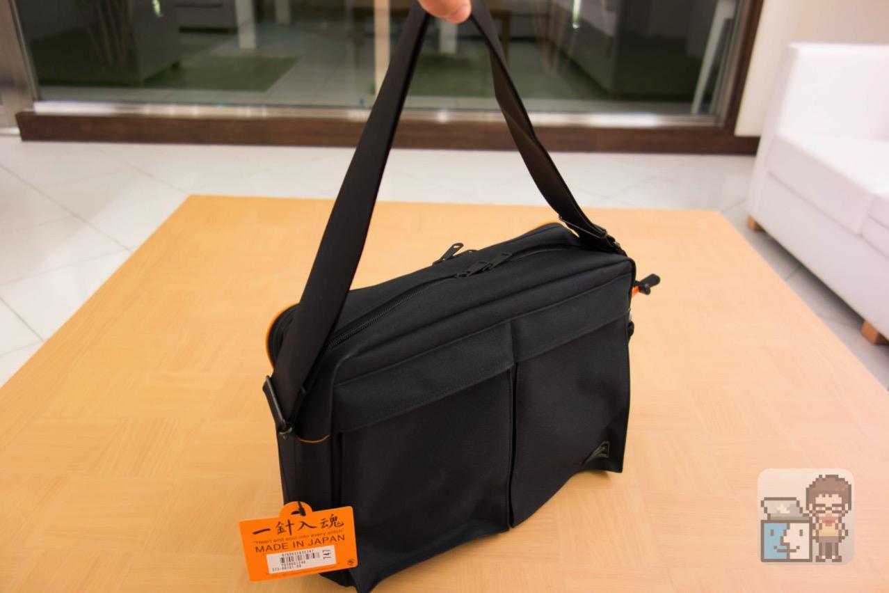 Porter 13 inch shoulder bag for mac ipad10
