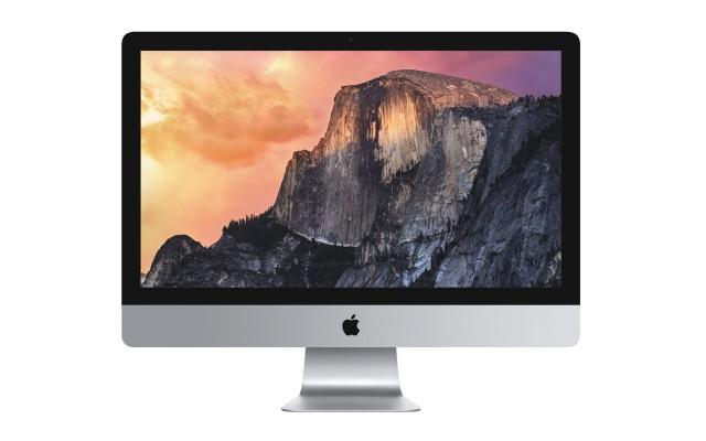 Apple、2015年10月に 21.5インチ「iMac Retina 4K ディスプレイモデル」を発表か?!