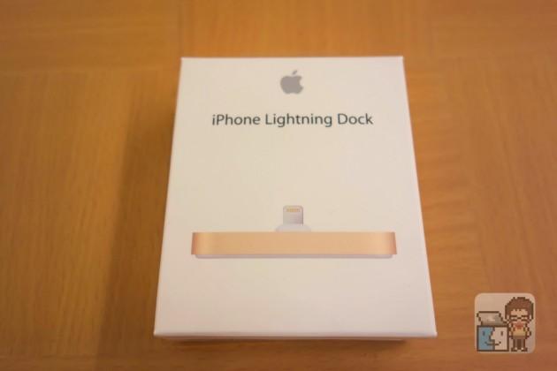 【レビュー】これは美しい!「iPhone 6s/6s Plus」で使えるスタンド型ドック「iPhone Lightning Dock」
