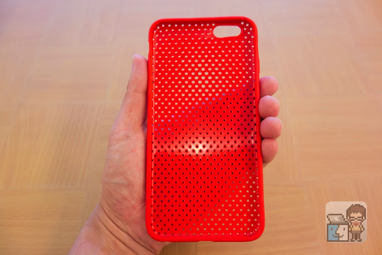 Andmesh red iphone 6s plus gold1