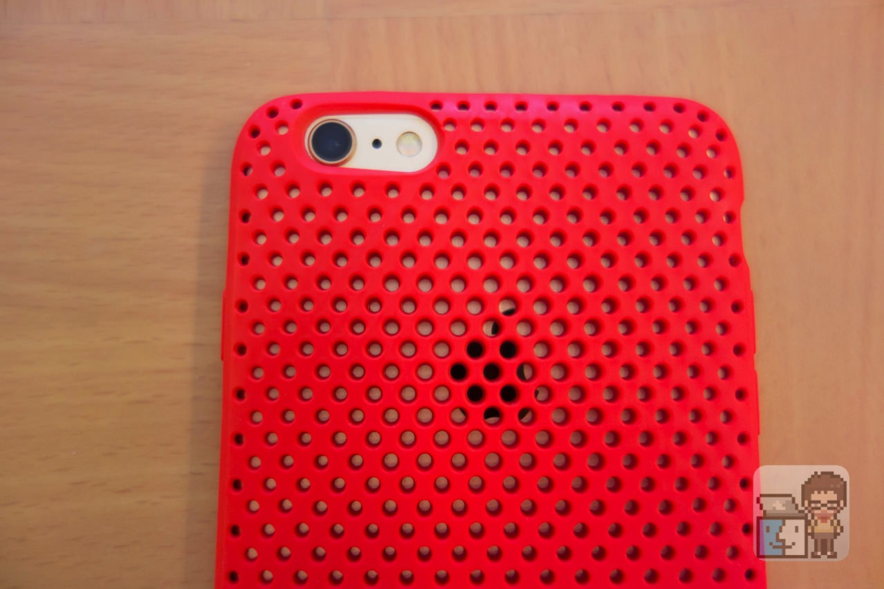 Andmesh red iphone 6s plus gold2