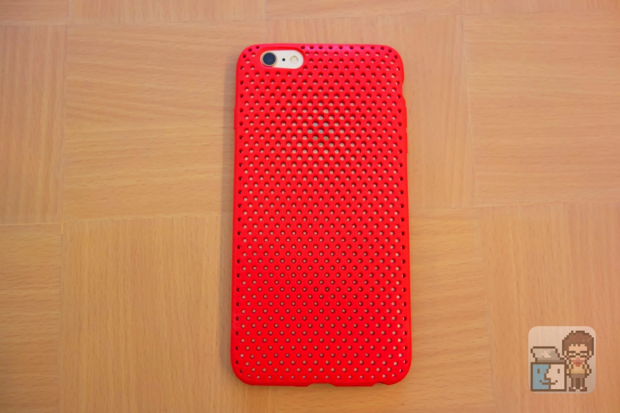Andmesh red iphone 6s plus gold6