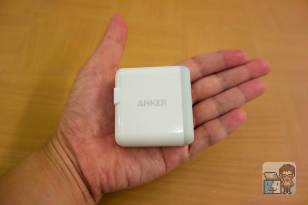 【レビュー】MacBook 12インチの充電もできる!超小型でiPhone・iPadを同時に急速充電できる「Anker PowerPort 2」