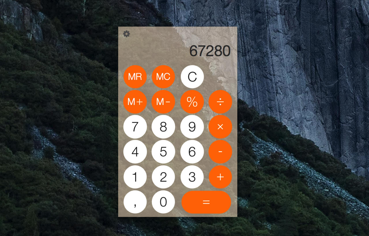Calculator number counter2