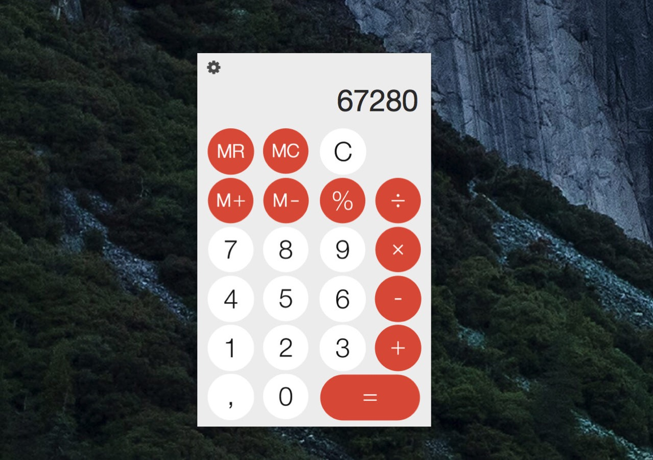 Calculator number counter3
