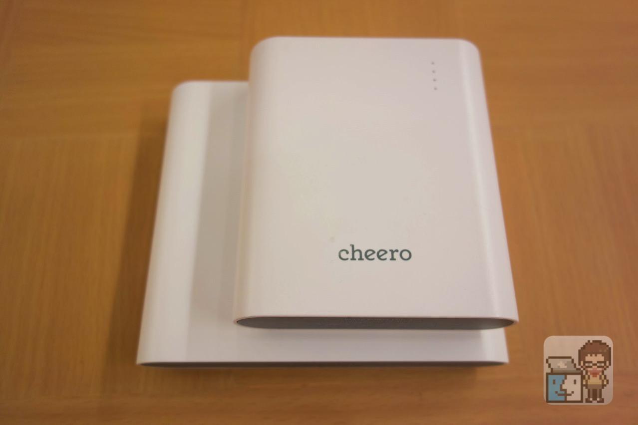 Cheero power plus 3 premium mobile battery6