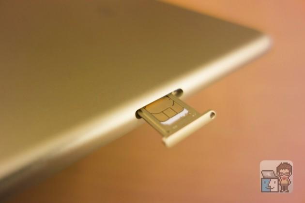 iPadのSIMカードを入れ替える方法