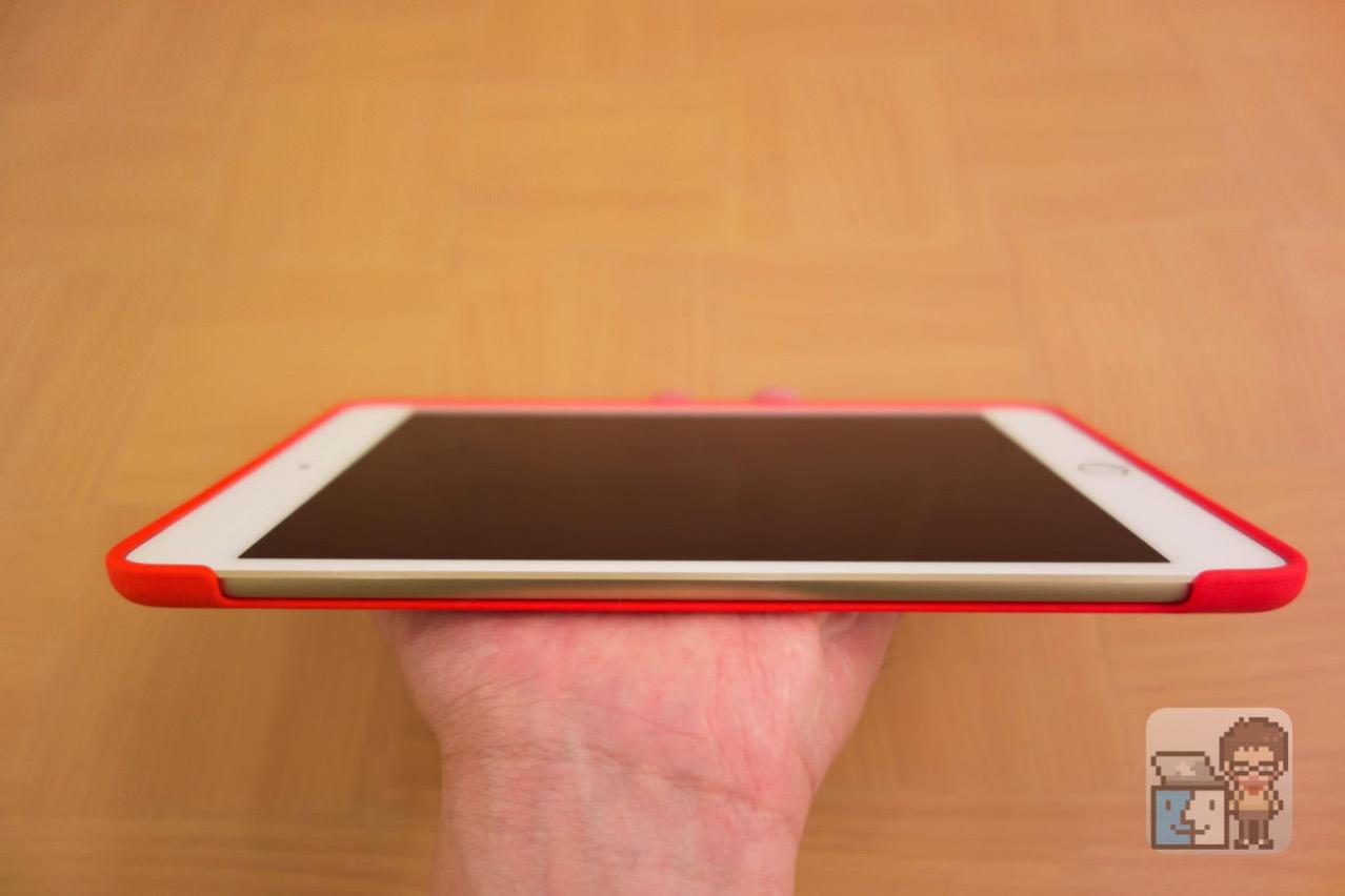 Ipad mini 4 smart cover and silicone case1
