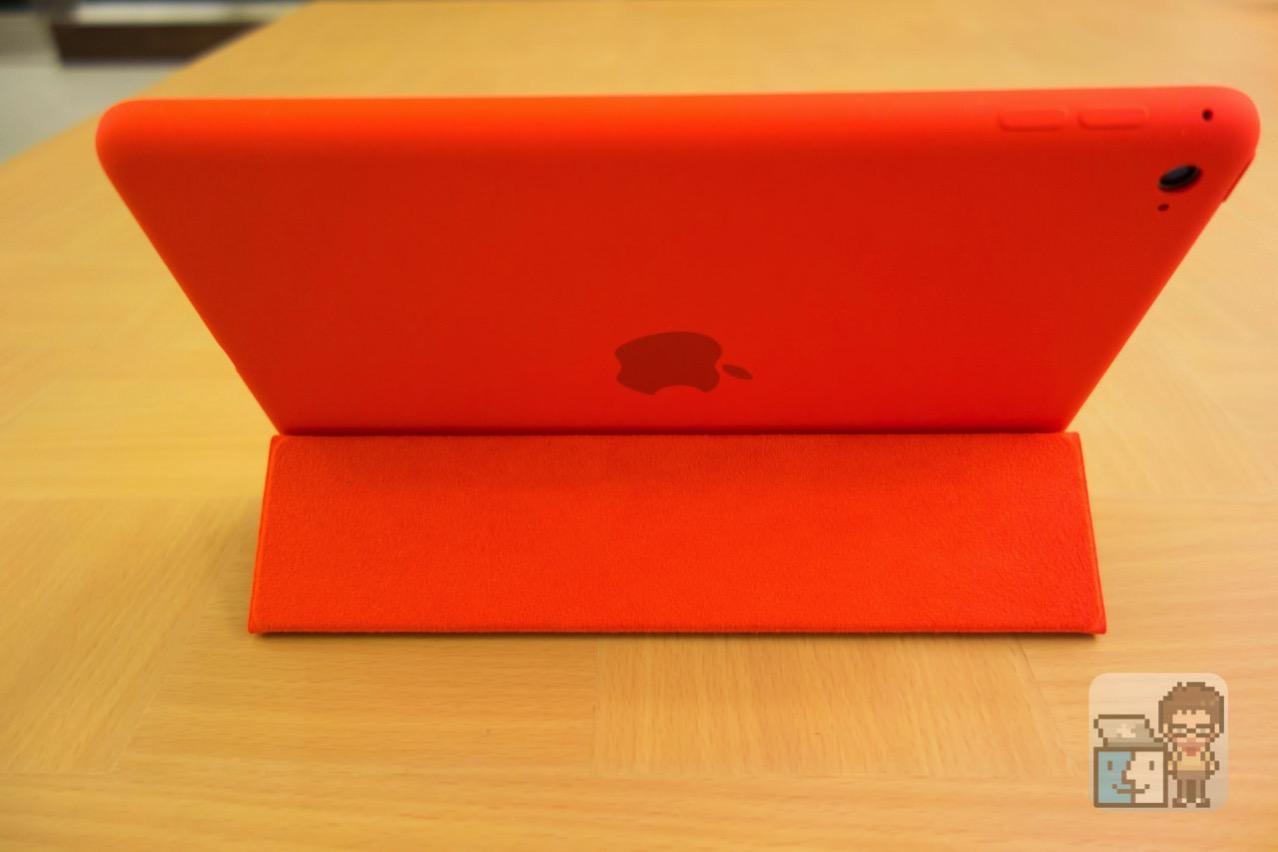 Ipad mini 4 smart cover and silicone case3