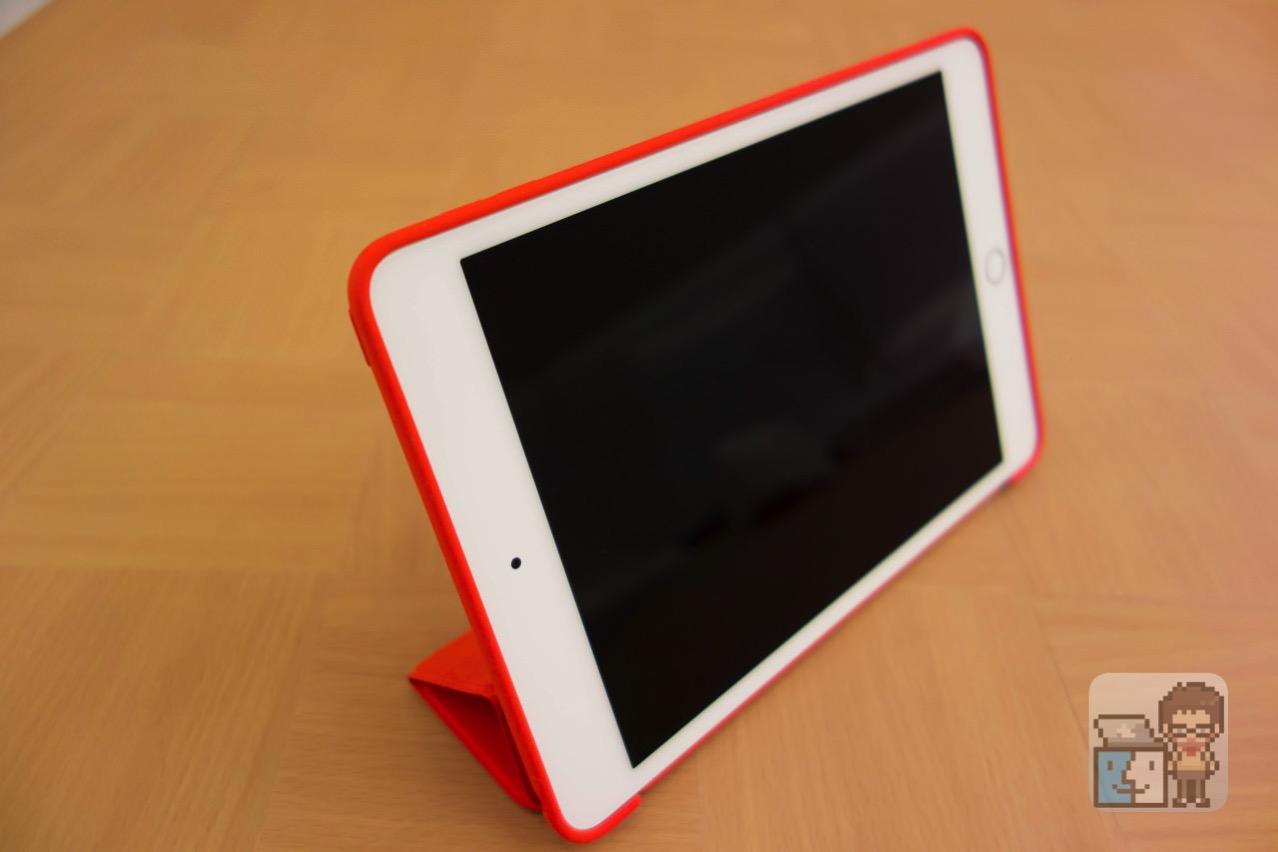 Ipad mini 4 smart cover and silicone case4