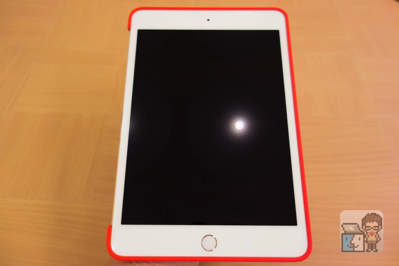 Ipad mini 4 smart cover and silicone case7