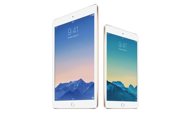 Apple、「iPad Pro」と「iPad mini 4」も発表か?!