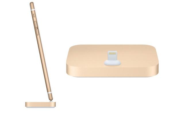 「iPhone 6s/6s Plus」で使えるスタンド型ドック「iPhone Lightning Dock」を注文した!