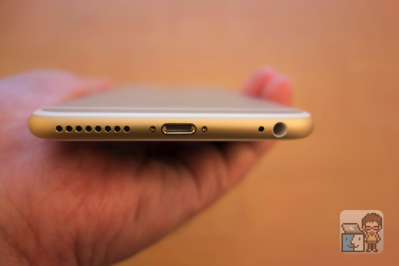 Unboxing iphone 6s plus 128gb gold model5