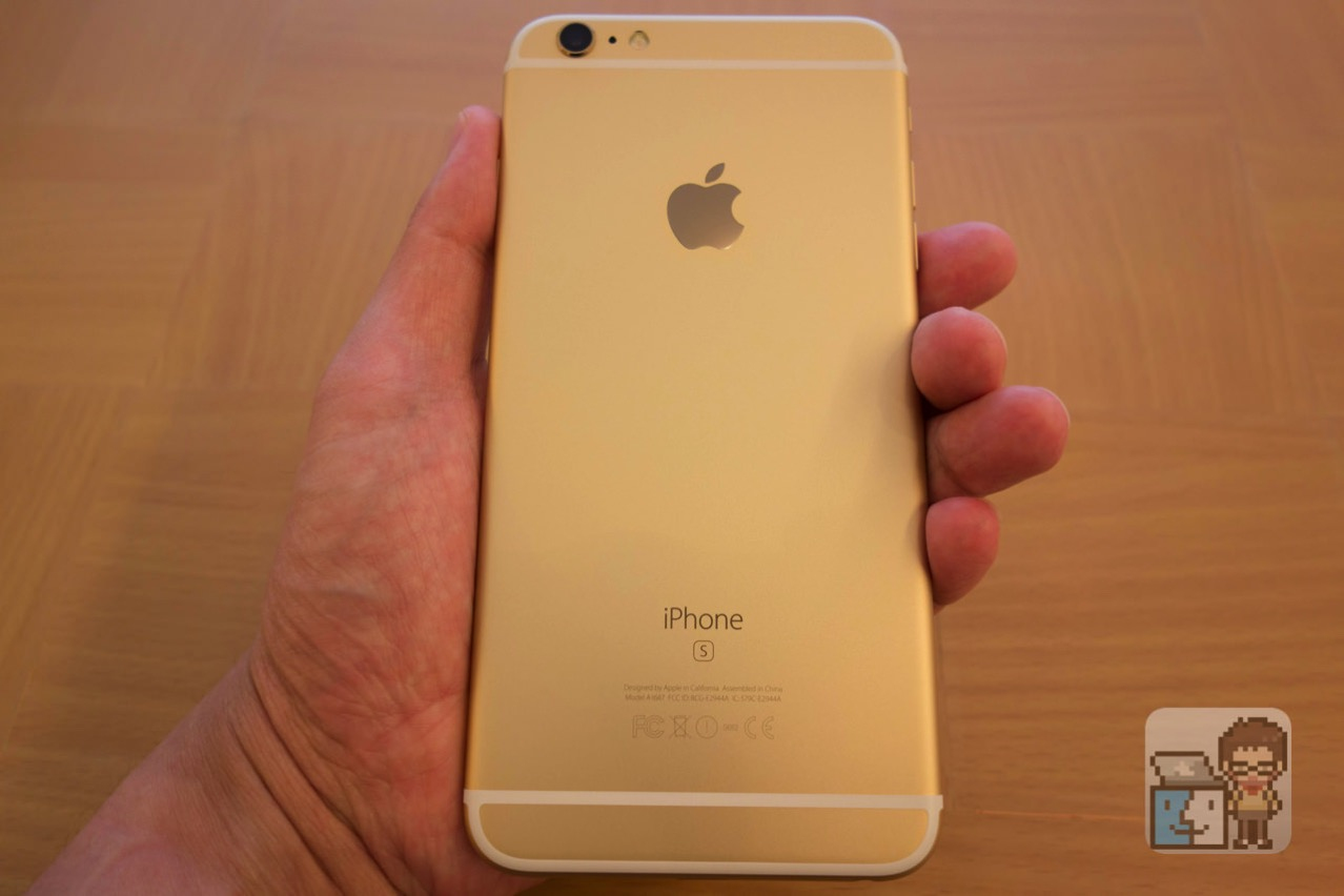 Unboxing iphone 6s plus 128gb gold model8