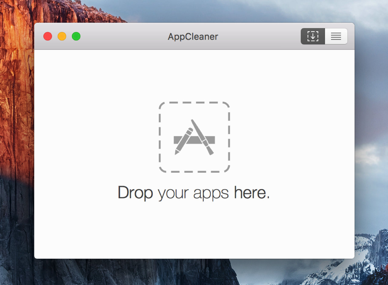 Appcleaner os x el capitan support4