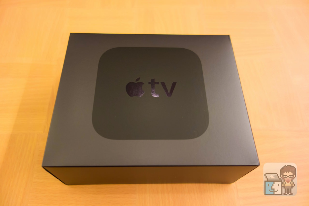Apple tv fourth generation unboxing first impression2