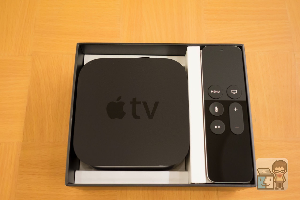 Apple tv fourth generation unboxing first impression3