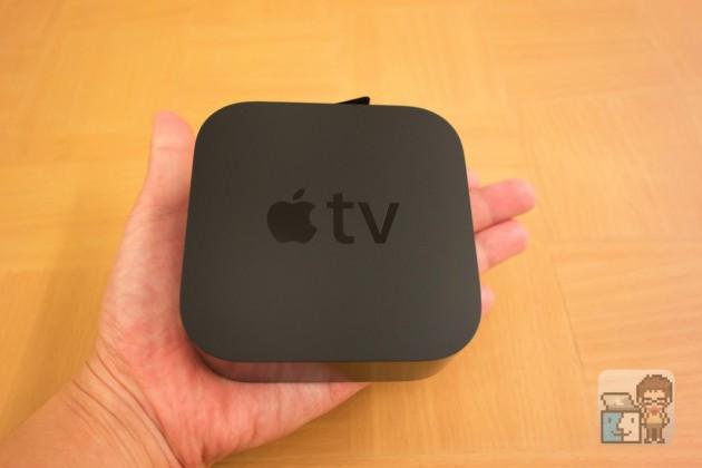 【レビュー】「Apple TV(第4世代)」が届いたので早速開封してみた!