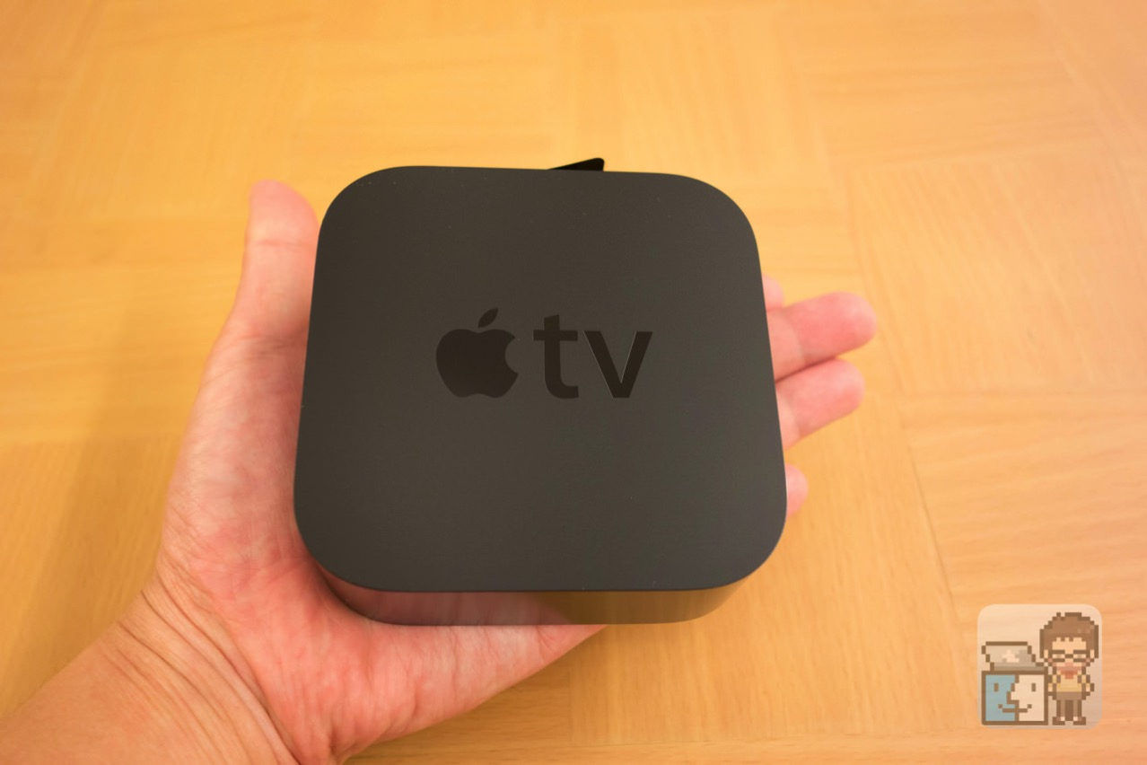 Apple tv fourth generation unboxing first impression4