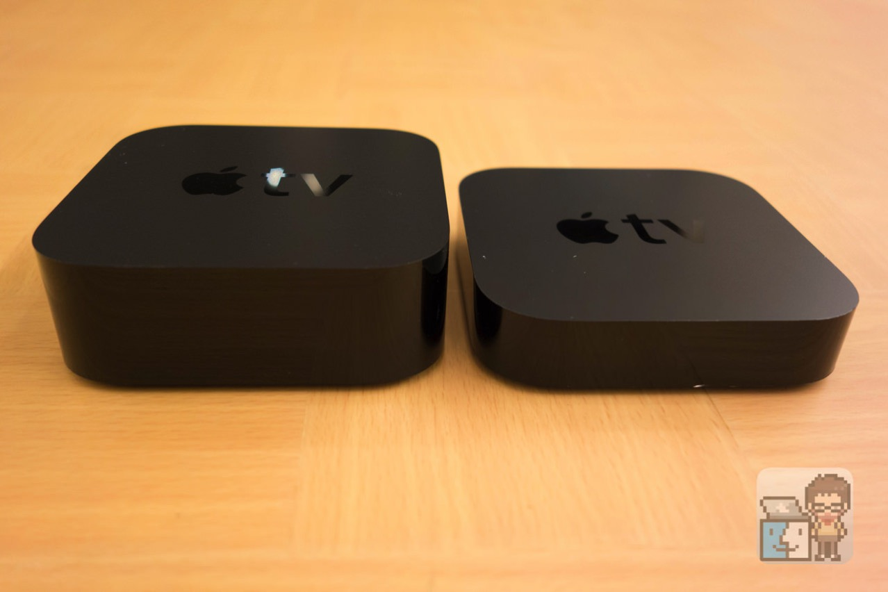 Apple tv fourth generation unboxing first impression6