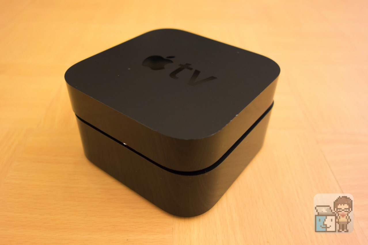 Apple tv fourth generation unboxing first impression8