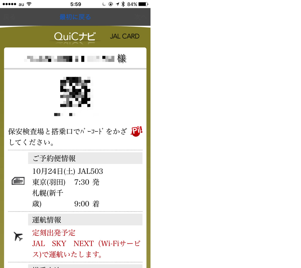 Jal ticket touch and go1