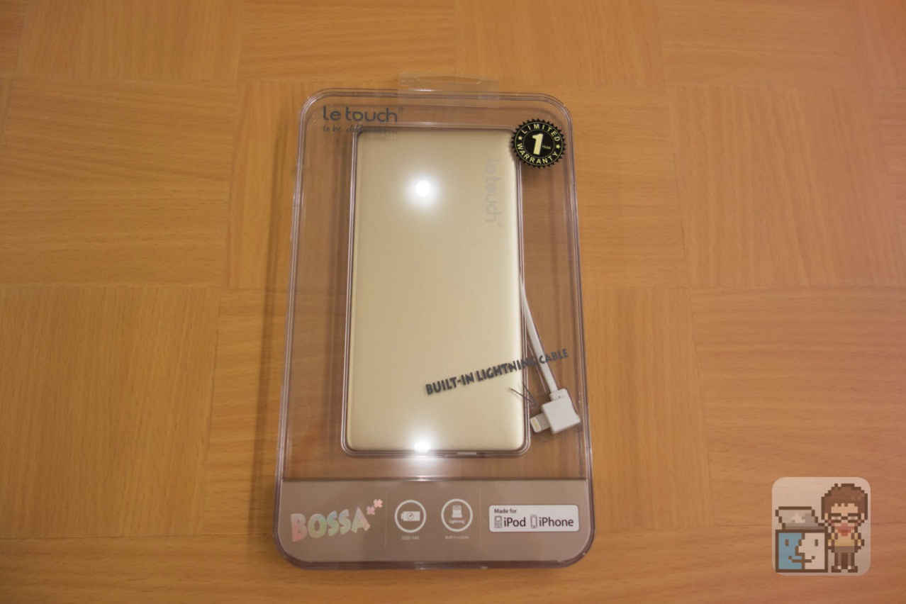 Letouch mobile battery1
