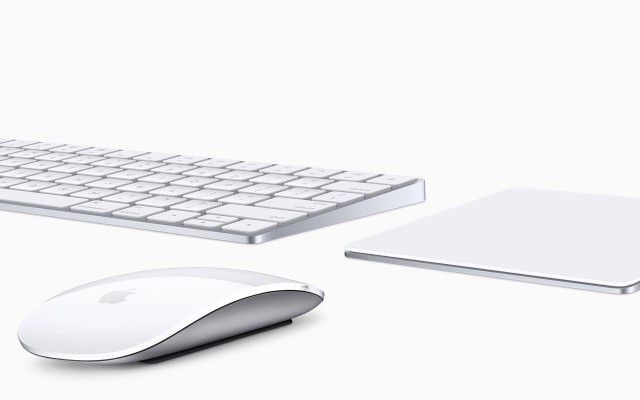 「Magic Keyboard」「Magic Mouse 2」を注文しました!