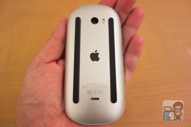 【レビュー】「Magic Mouse 2」を開封してみた。- 旧モデルとデザイン・大きさ・重量の比較も