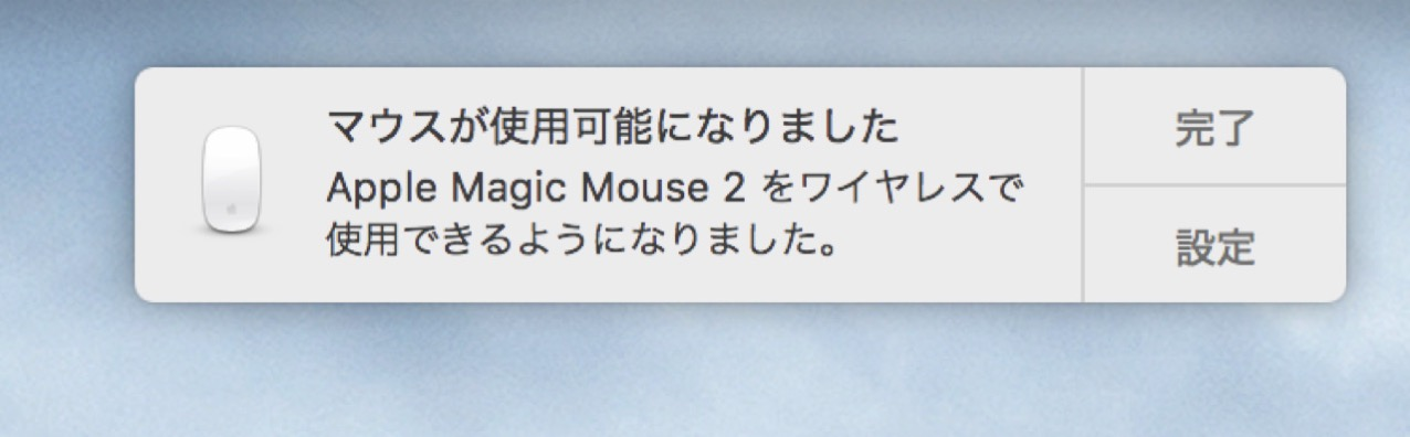 Magic mouse 991