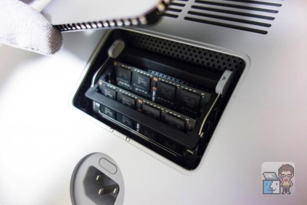 【メモリ増設/交換】iMac 27インチ 5K Retina ディスプレイモデル(Late 2014)のメモリを32GBにしてみた。