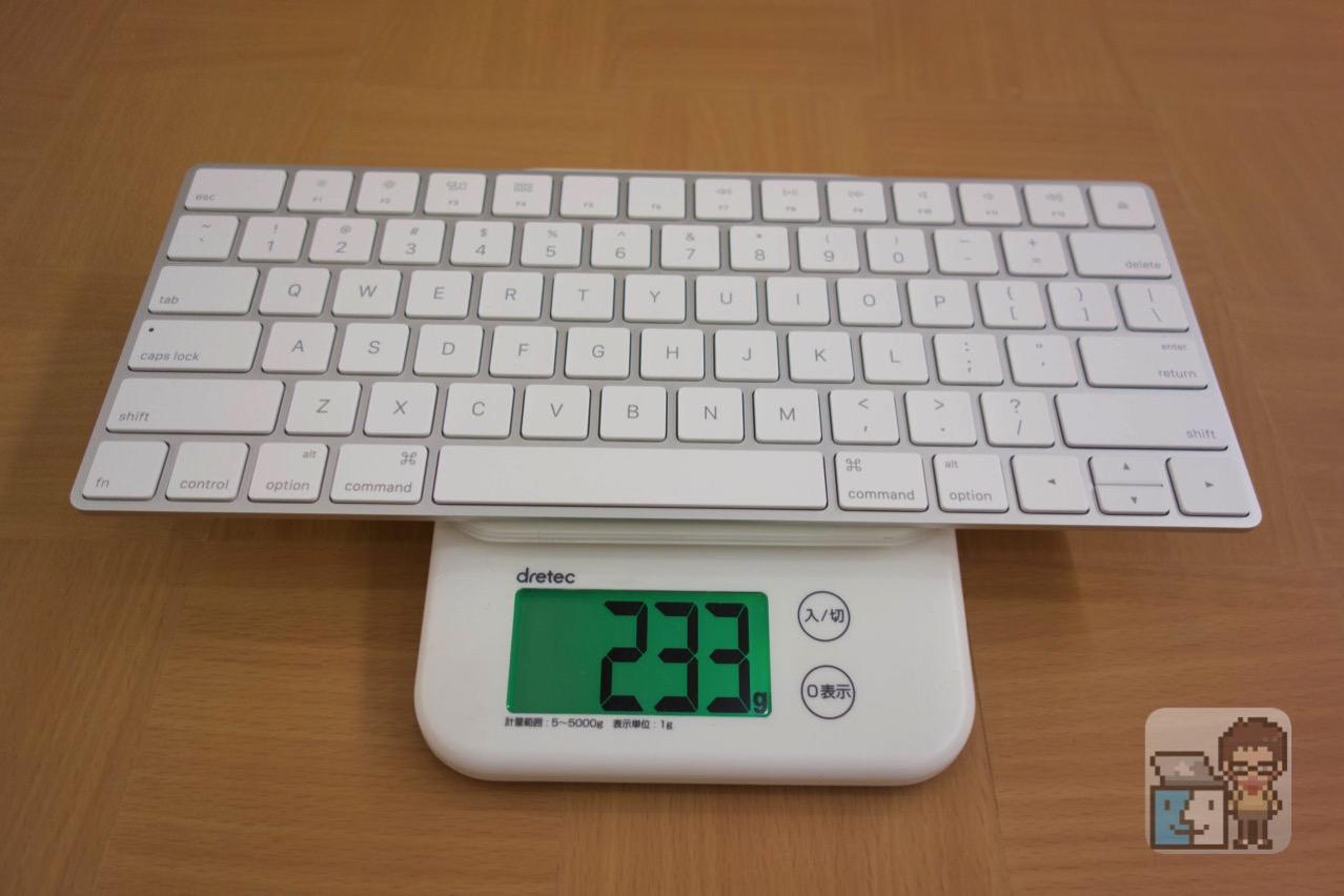 Review magic keyboard late 20154