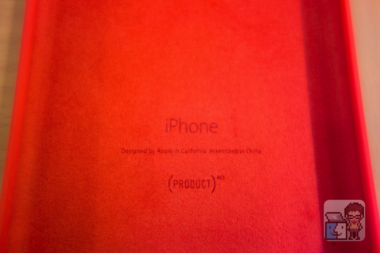 Unboxing iphone 6s plus silicone case product red11
