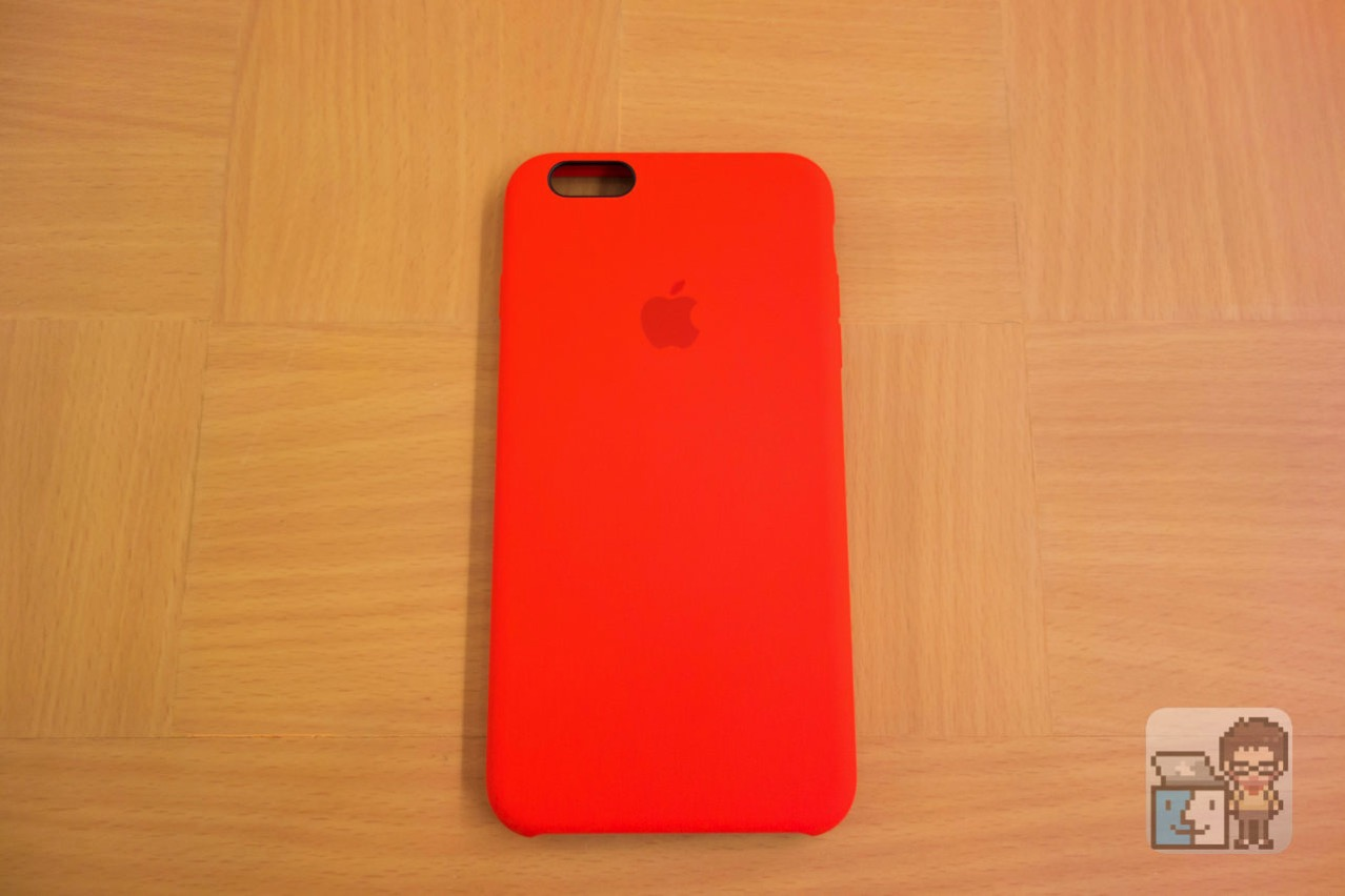 Unboxing iphone 6s plus silicone case product red13