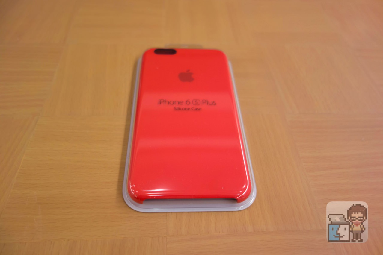 Unboxing iphone 6s plus silicone case product red14