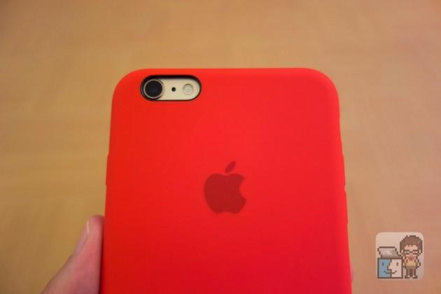 【レビュー】Apple純正 iPhone 6s Plus 用 シリコーンケース(PRODUCT)RED を試してみた