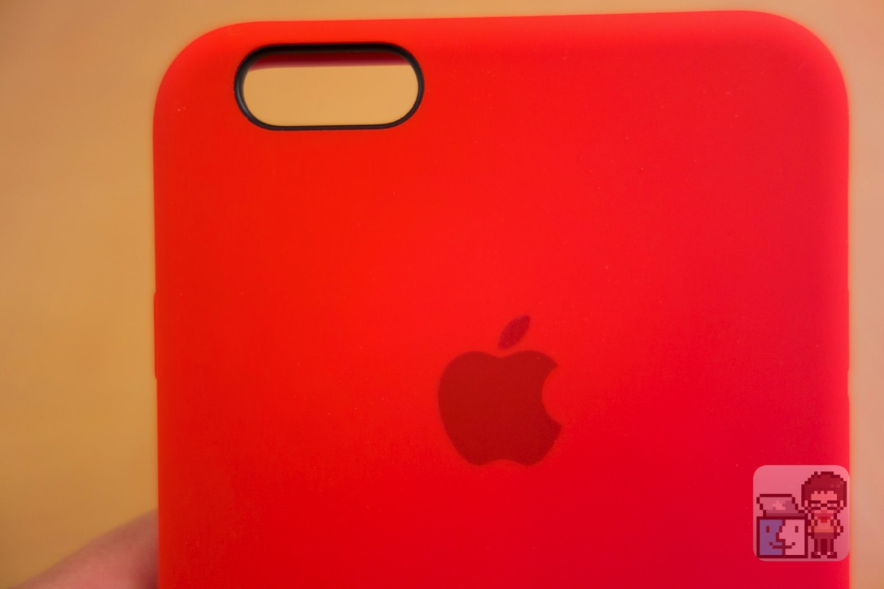 Unboxing iphone 6s plus silicone case product red7