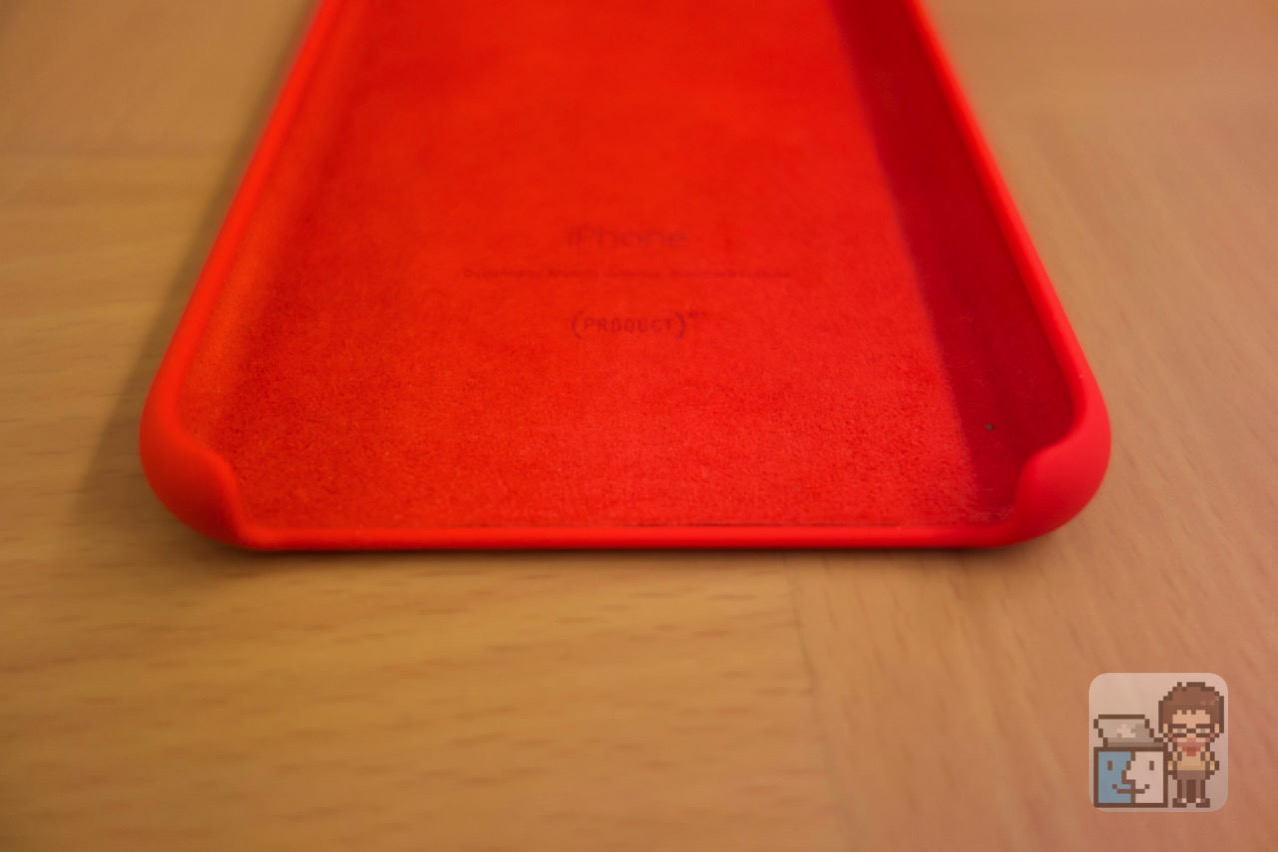 Unboxing iphone 6s plus silicone case product red9