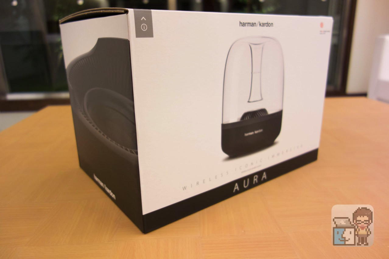 Harman kardon aura unboxing9