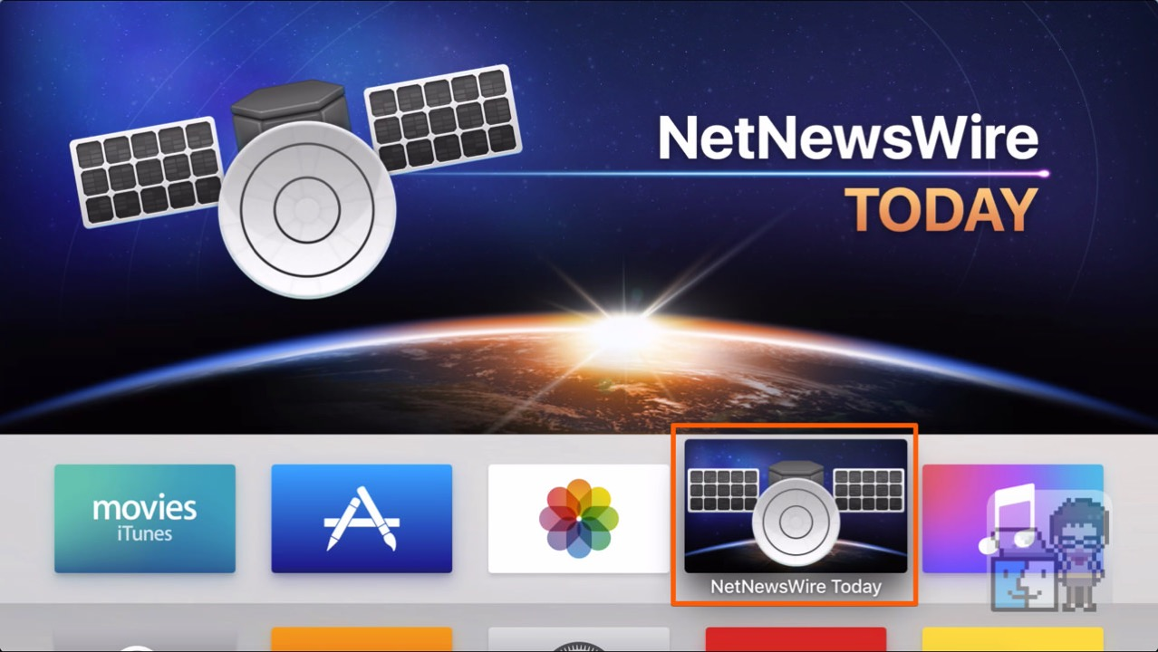 Ios netnewswire corresponding to apple tv2