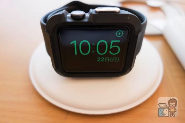 【レビュー】「Apple Watch」純正の「 Magnetic Charging Dock(磁気充電ドック)」を購入!早速使ってみた。
